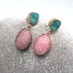 Pendientes-Calabria-rosa-y-azul2