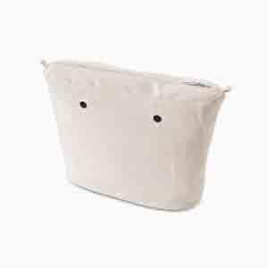 bolsa obag mini blanco latte