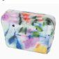 Bolsa Obag nappa floral multicolor